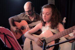 samir professeur de guitare