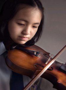 violoniste enfant
