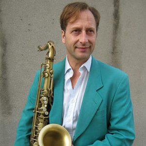 Walter, professeur de saxophone