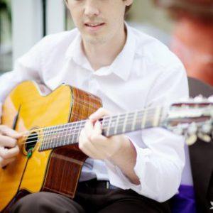 benjamin, cours de guitare