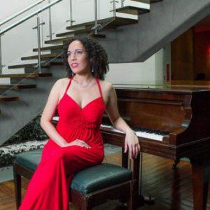 maria, cours de piano