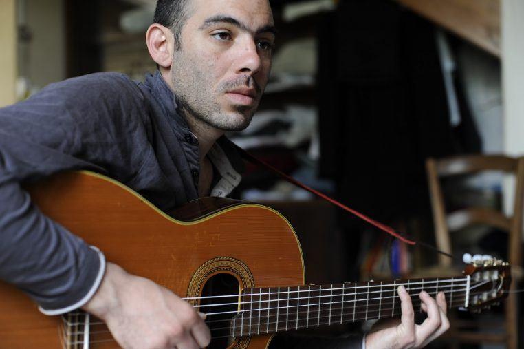Julien professeur de guitare