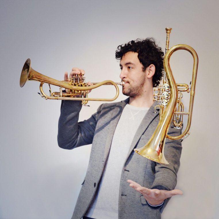Esteban - professeur de trompette