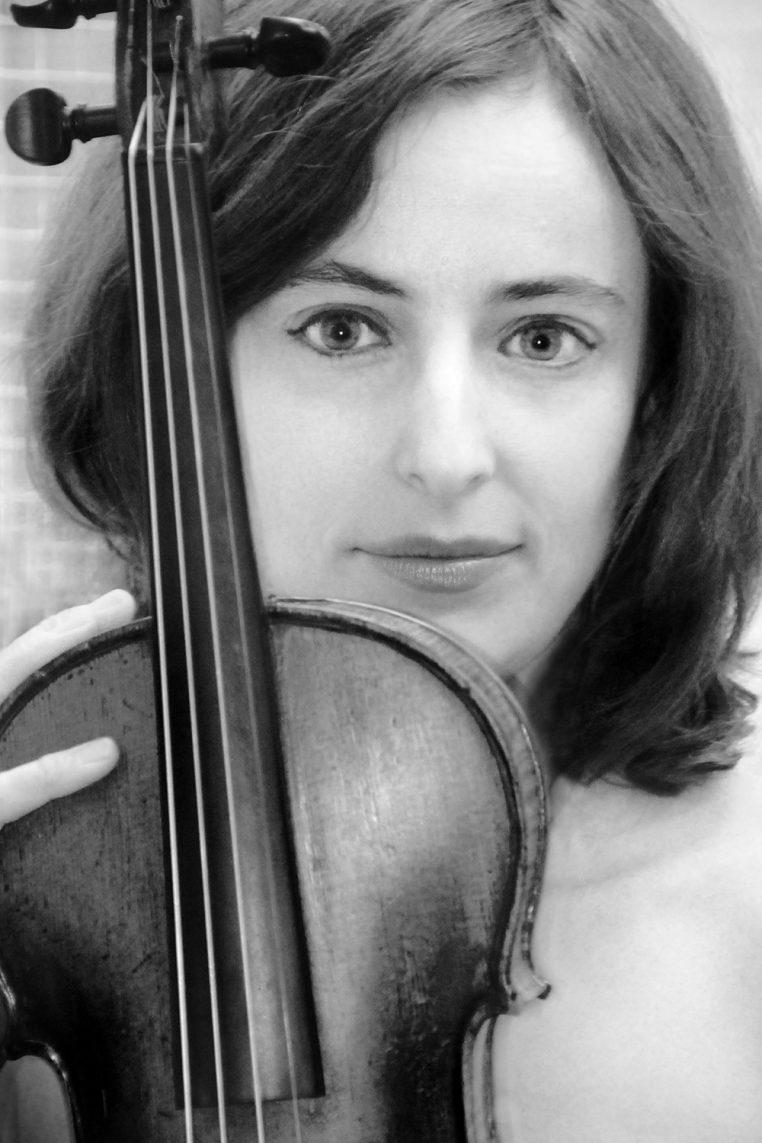 Christine - Cours de violon à domicile