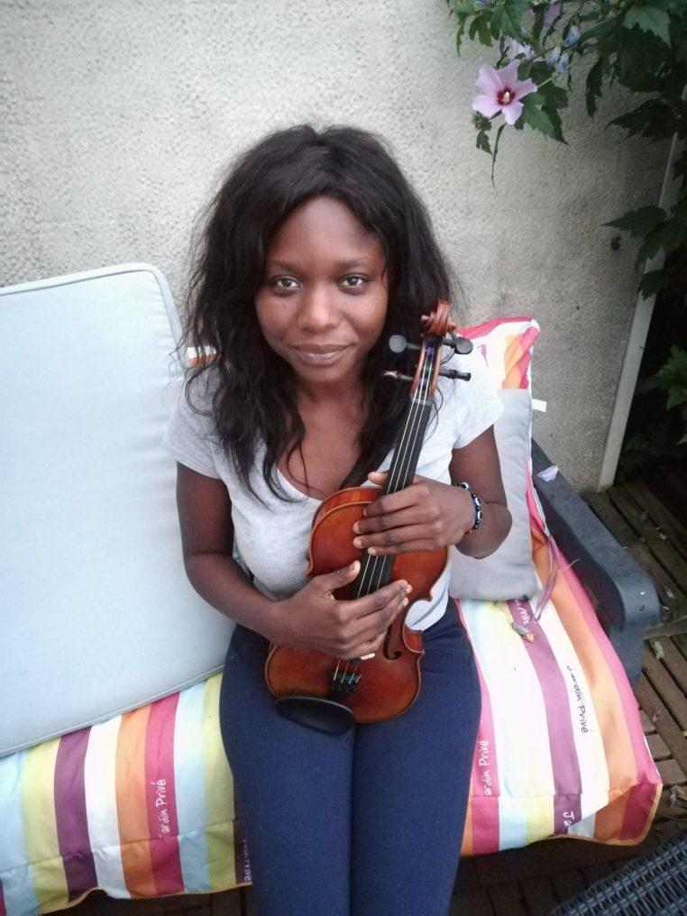 Aoua - cours de violon à domicile