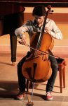 position de violoncelle