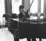 Megumi professeur de piano